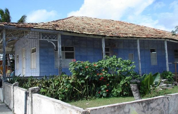 maison typique cuba