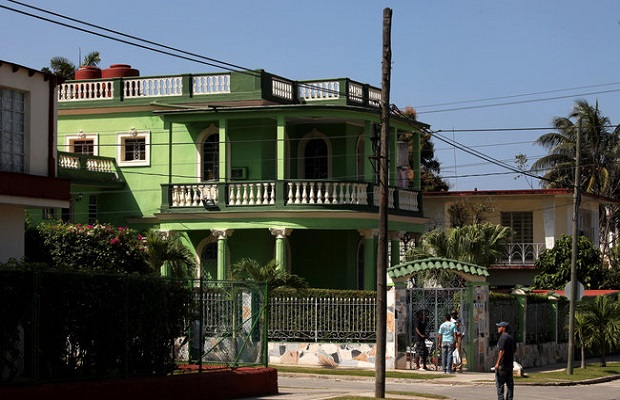 maison coloniale cuba