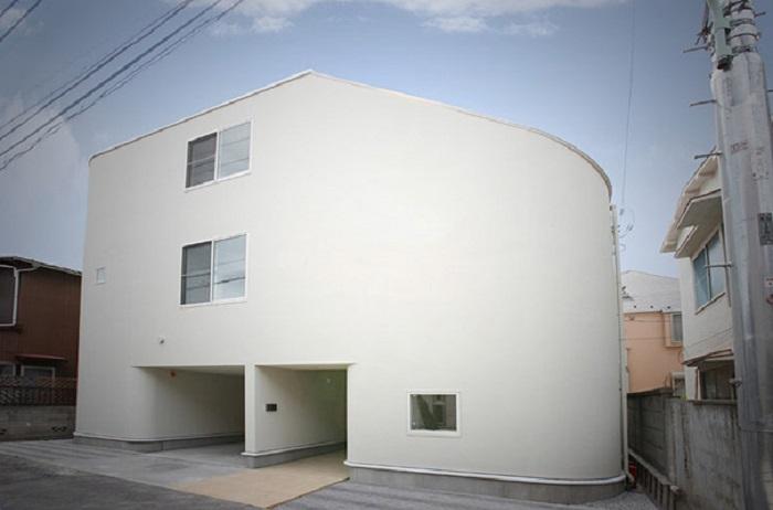 maisons inhabituelles