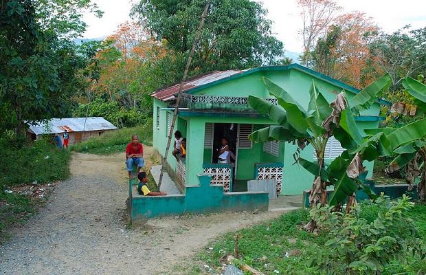 maison république dominicaine