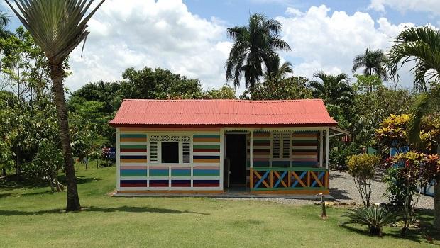 maisons en république dominicaine