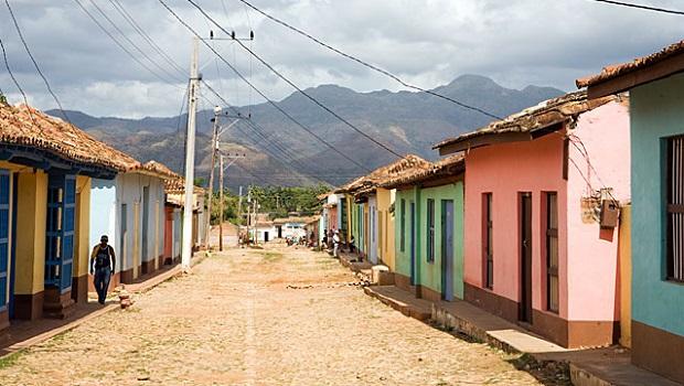 les maisons à cuba