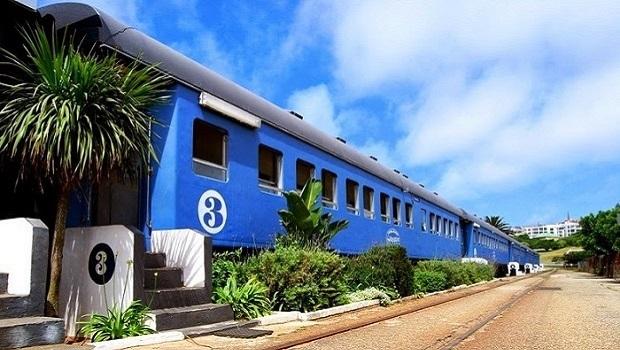 Santos Express : un hôtel dans un vrai train !