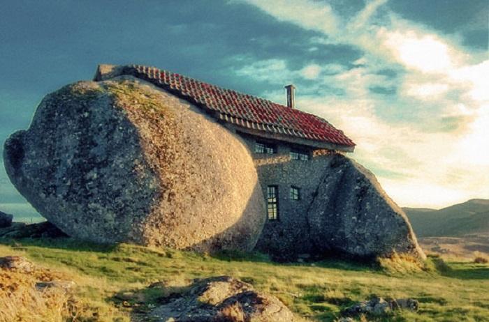 maison rocher