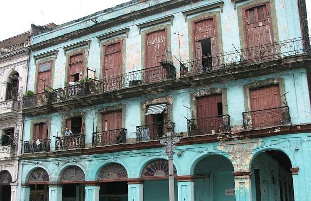 vieille maison cuba