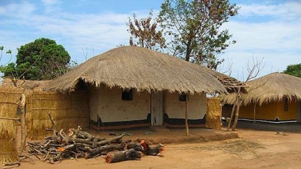 les maisons au malawi
