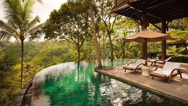Le superbe hôtel Como Shambhala à Bali