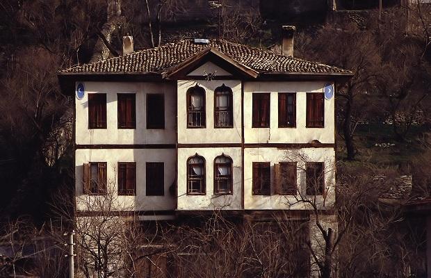 Les maisons traditionnelles en Turquie