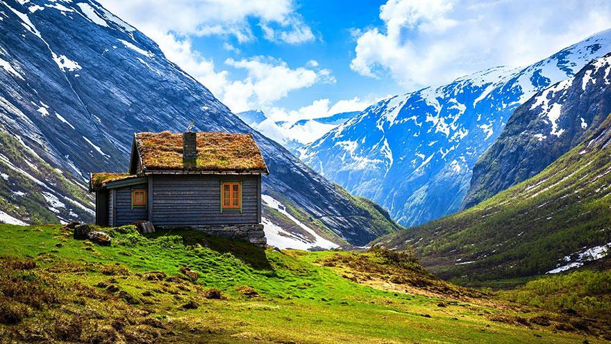 architecture fée norvège 12