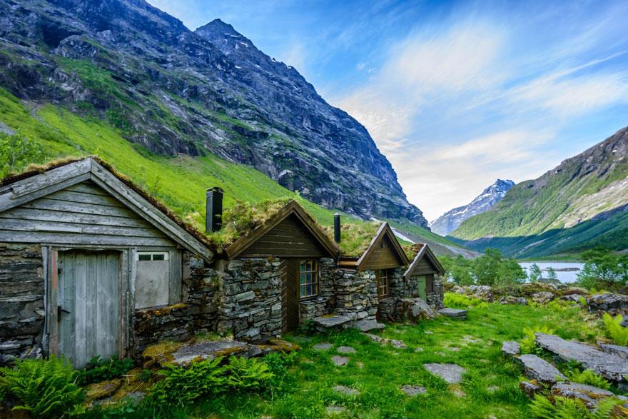 architecture fée norvège 13