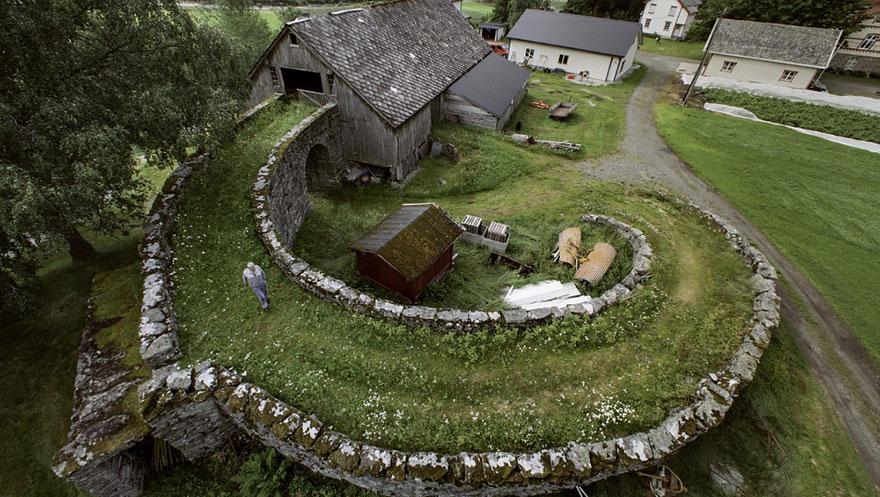 architecture fée norvège 2