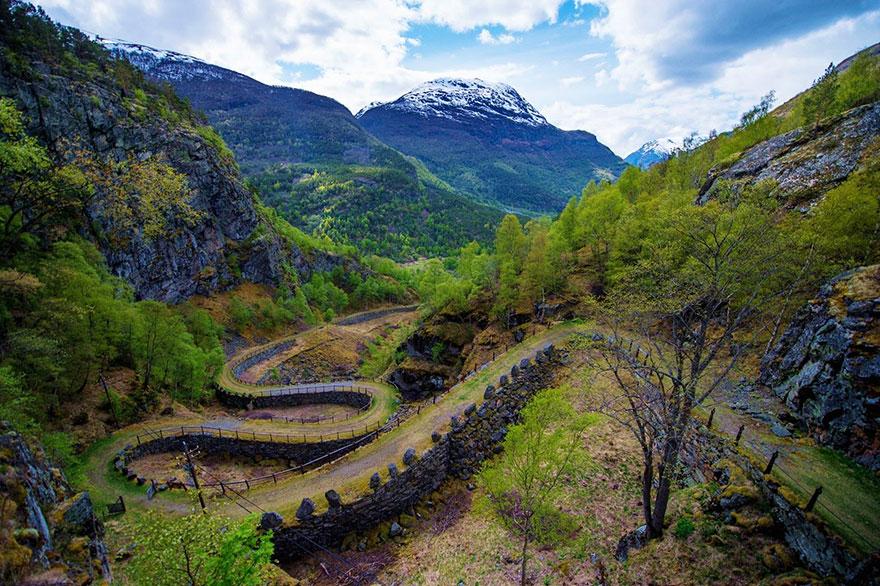 architecture fée norvège 4