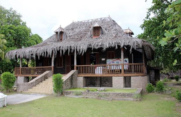 maisons créoles seychelles
