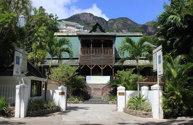 maison créole seychelles