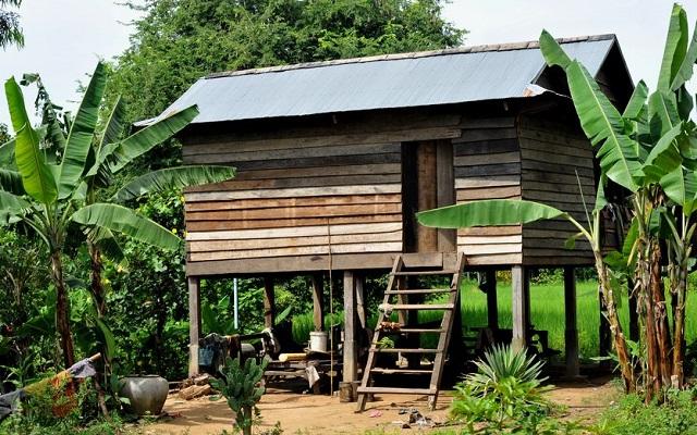 maison au cambodge