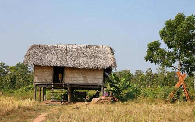 maison cambodge