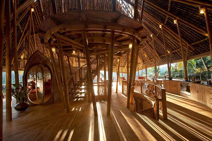 maison bambou bali 7