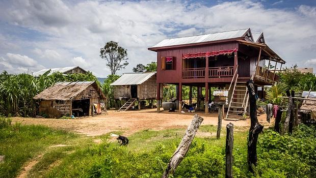 maisons cambodge