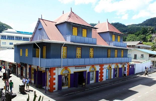 maison creole aux seychelles