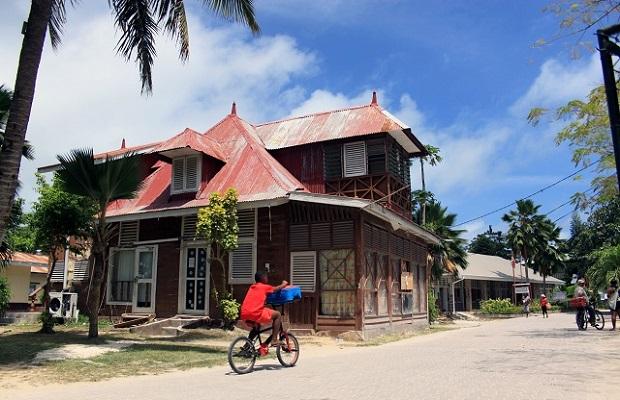 maisons creoles aux seychelles