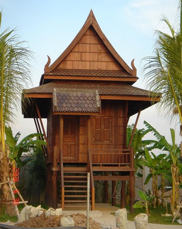 maisons typiques cambodge