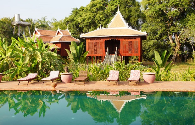 maison typique cambodge