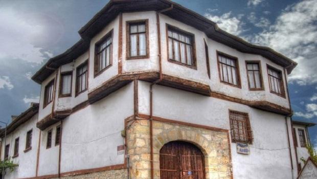 maisons traditionnelles en Turquie
