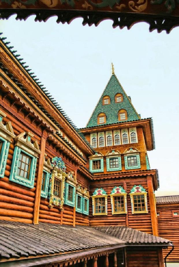 palais en bois 5