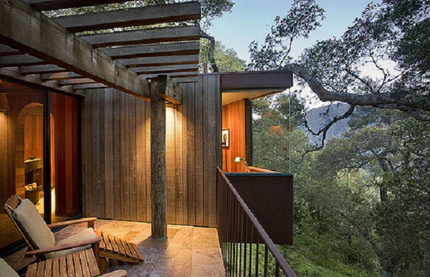 hôtels dans arbres