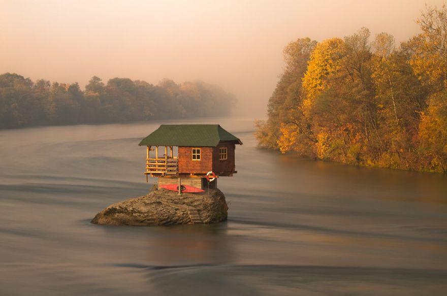 15 petites maisons isol es pour me solitaire - Maison traditionnelle becker bratsch ...