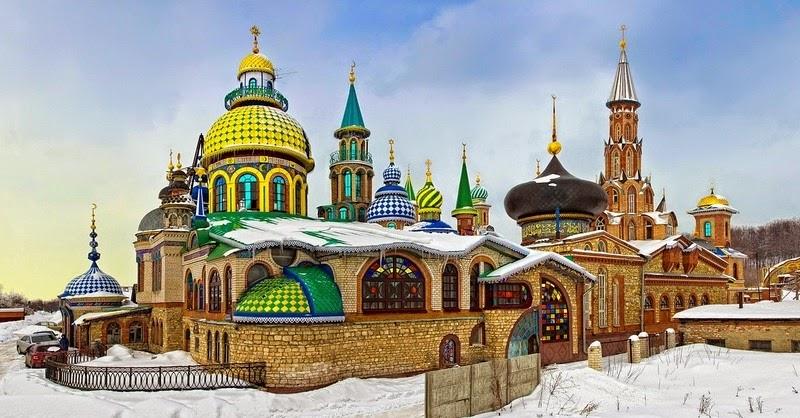 temple de toutes les religions 1