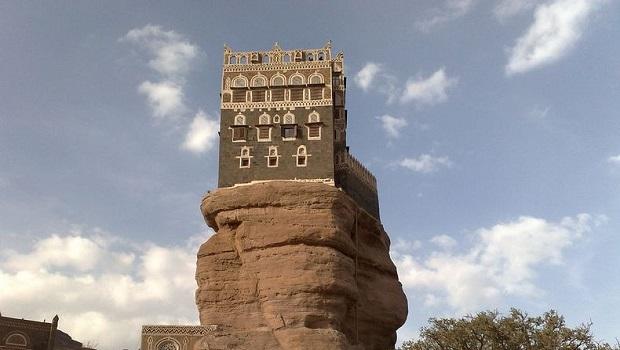 Dar al-Hajar : le Rock Palace de Wadi Dhar