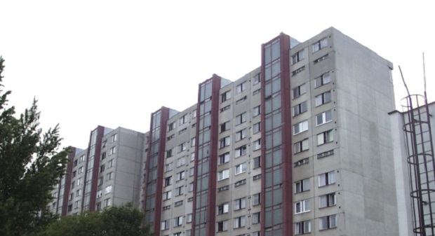 Slovaquie immeuble