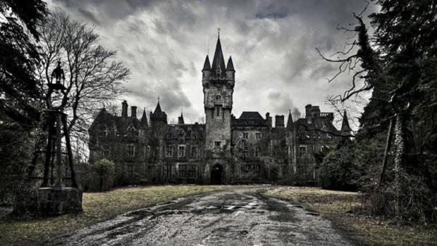 Le château Miranda en Belgique