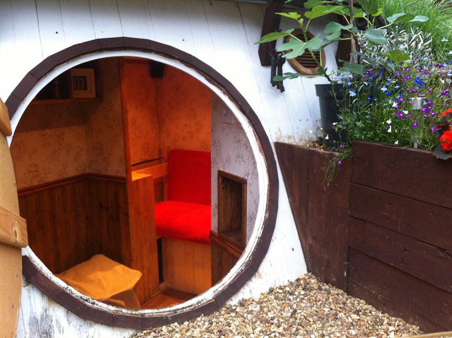 construire maison hobbit 12