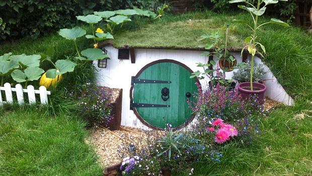 construire maison hobbit