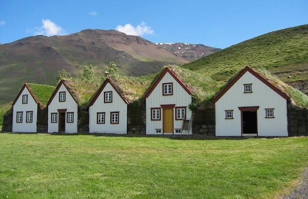 Les maisons traditionnelles islandaises - Maison de l islande paris ...