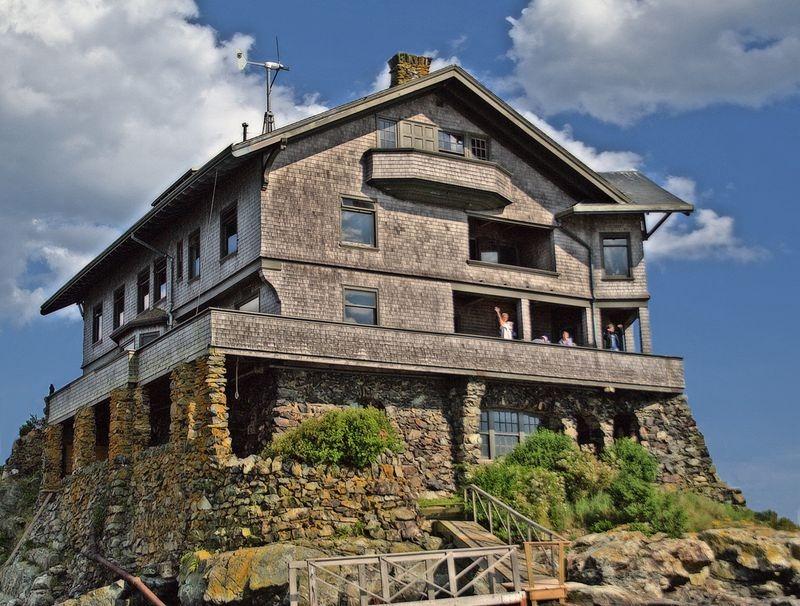 maison sur le rock 3