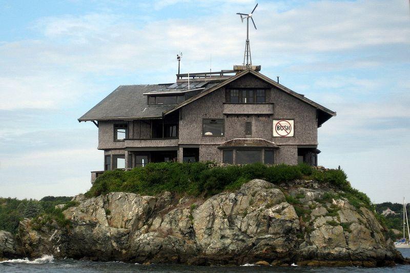 maison sur le rock 7