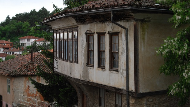 Les maisons en Macédoine