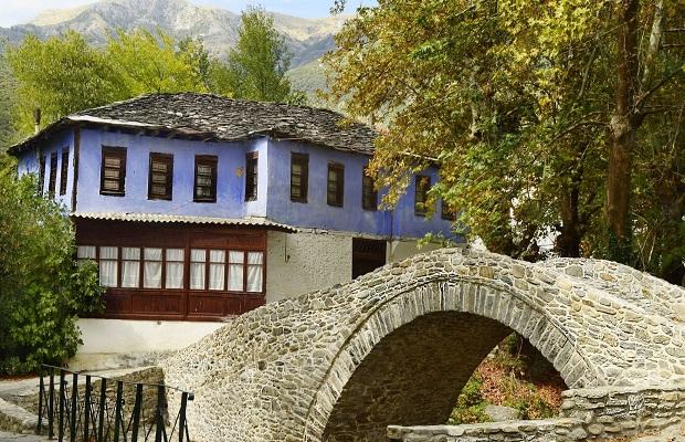 maisons en Macédoine