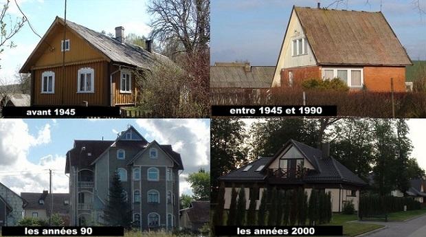 maisons lituanie