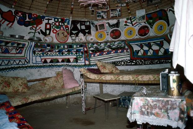 maisons au yemen