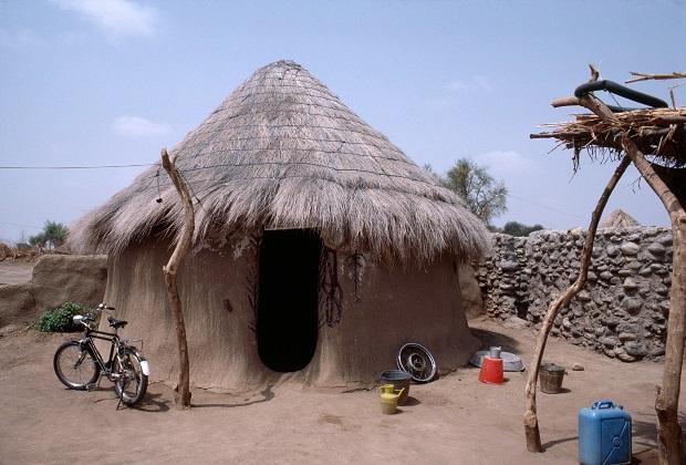 maison typique yemen