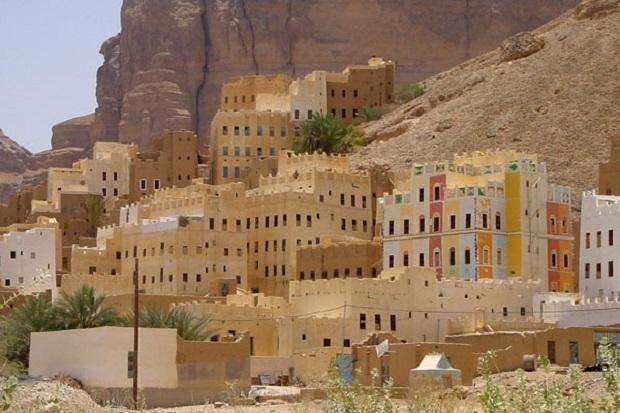 maisons yemen