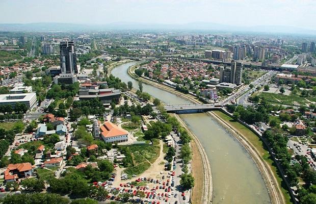 Macédoine ville