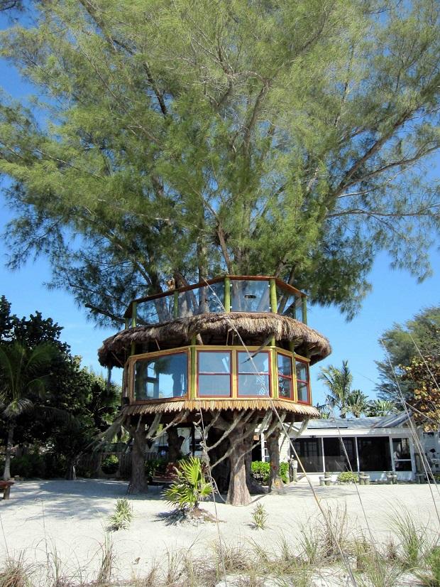 cabane bord de mer floride 7