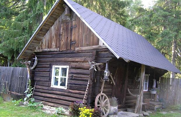 maison typique finlande 1