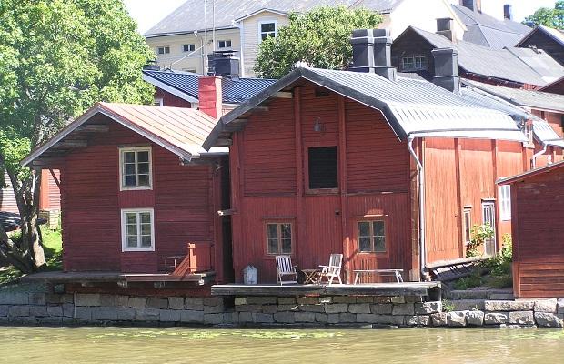 maisons finlande