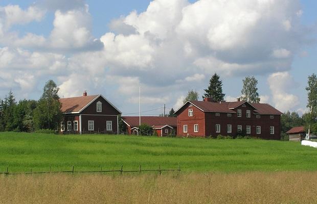 maison finlande